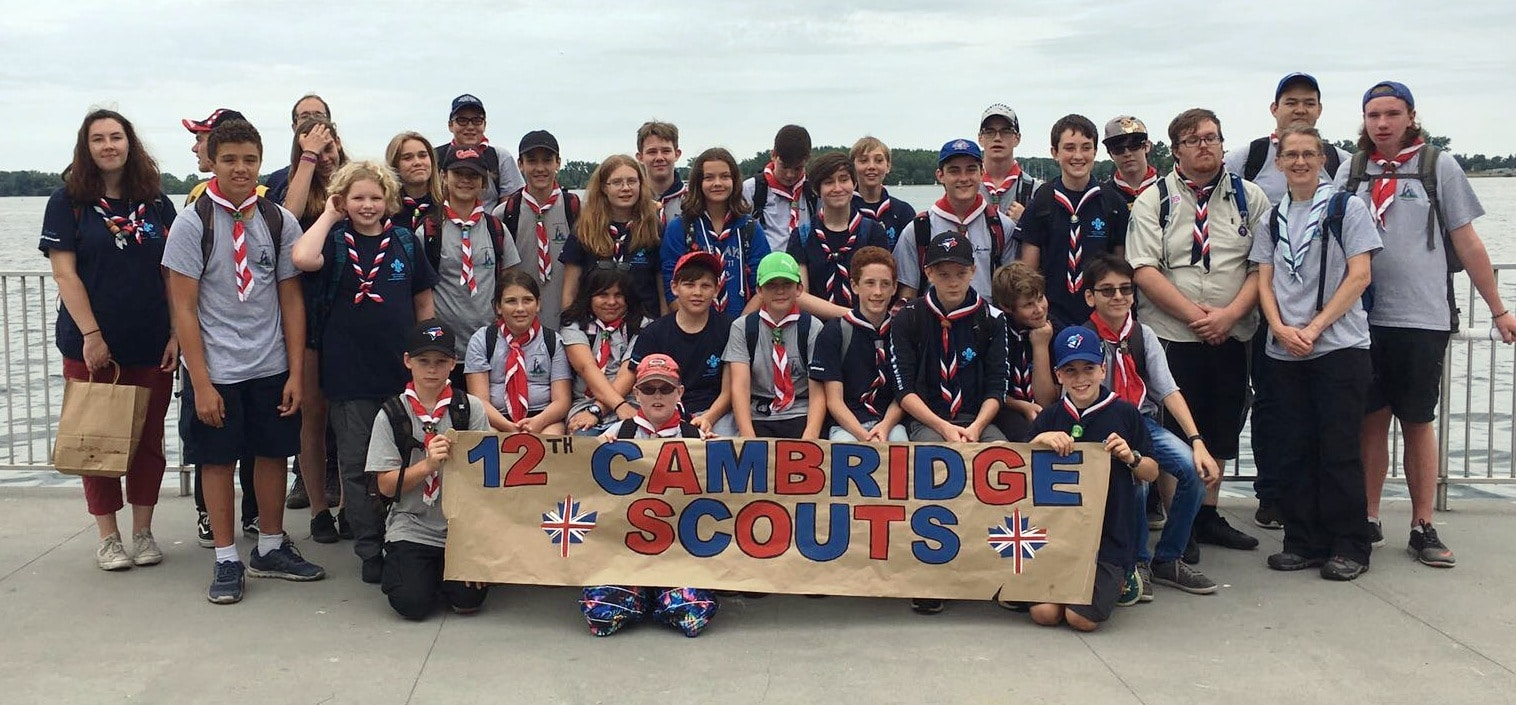 Scouts News Archives - Page 3 of 8 - 12th Cambridge Scout
